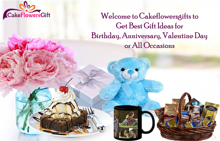 Welcome to Cakeflowersgift to Get Best Gift Ideas for Birthday, Anniversary, Valentine Day or All Occasions