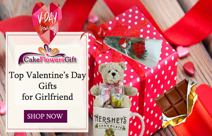 Top Valentine's Day Gifts for Girlfriend