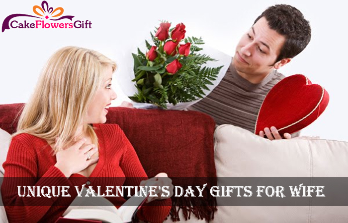 Unique Valentine's Day Gifts for Wife