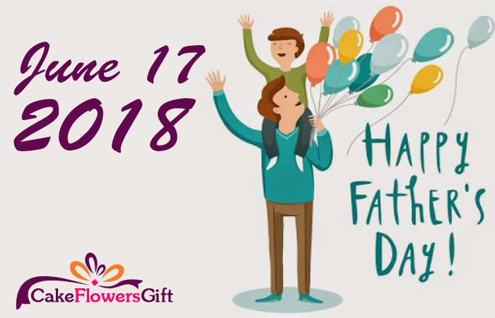 Father's Day Celebration – June 17th, 2018