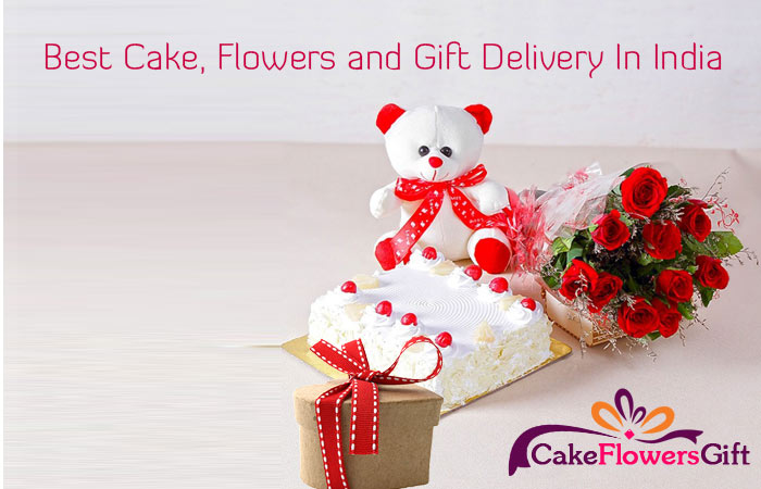 Best Cake, Flowers and Gifts Delivery in India – 1000 Plus Cities Covered