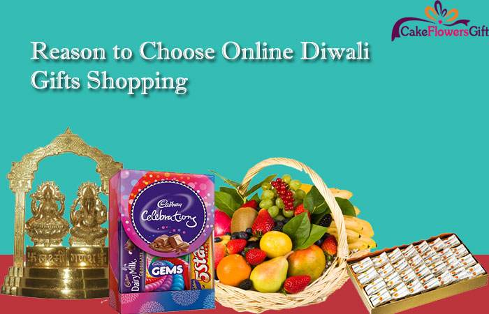 Reason to Choose Online Diwali Gifts Shopping