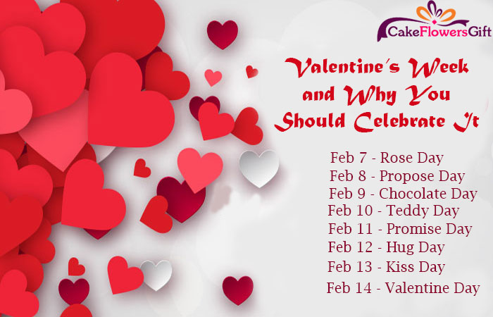 Valentine's Week and Why You Should Celebrate It
