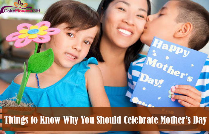Things to Know Why You Should Celebrate Mother's Day
