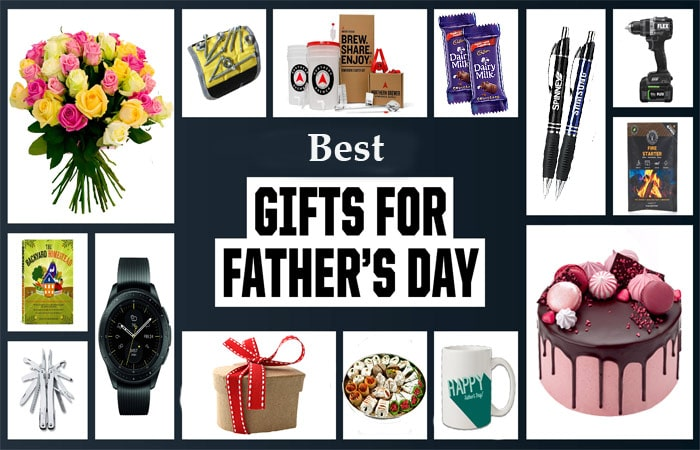 Ten Best Father's Day Gifts 2021 To Give to Your Dad