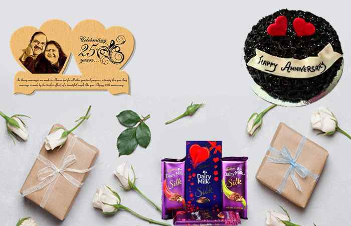 Make Anniversary Celebration Special with Amazing Marriage Anniversary Gifts