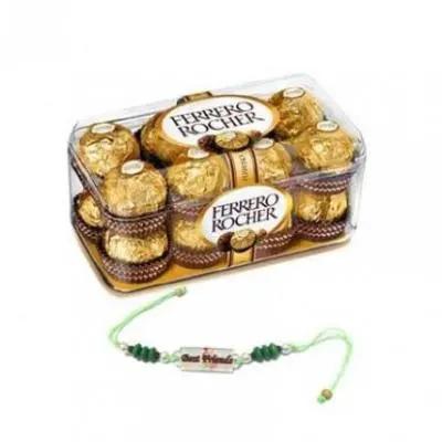 Friendship Band With Ferrero Rocher