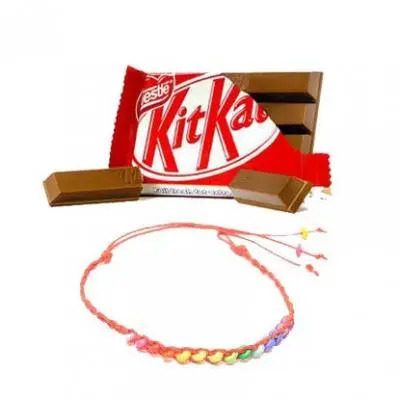 Friendship Band With Kitkat
