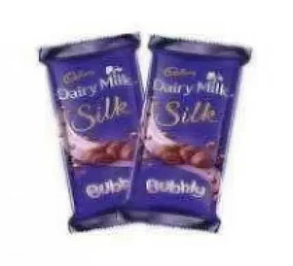 Cadbury Silk Bubbly