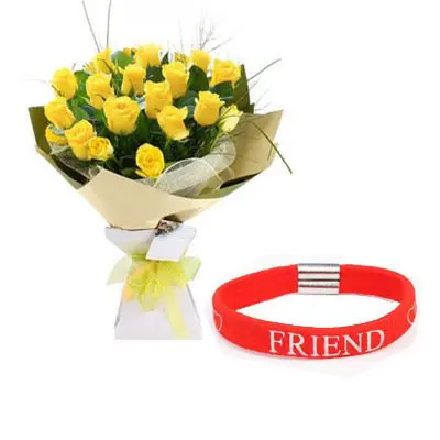 Send Friendship Day Flowers to India, Online Friendship Day Flowers