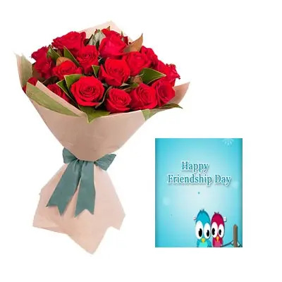 Send Friendship Day Flowers to India, Online Friendship Day